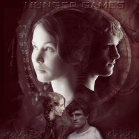 Katniss x Peeta by My-Graphic