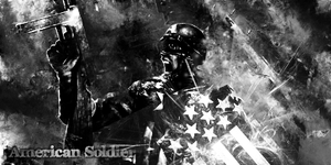 American Soldier v2 by Creativetasks