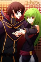 Code Geass- mastermind by Shinkouro