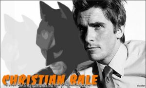 Christian Bale Duality Sig by dinatzv