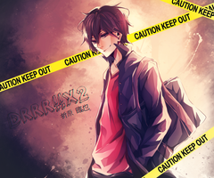 DRRR!!X2 ft. Izaya by Mizury