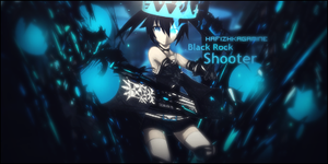 Black Rock Shooter by Enabels