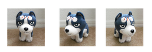 .: Small Gin: Plush :. by Dunkin-Prime