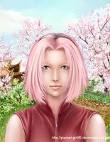 Sakura by Puppet-Girl86