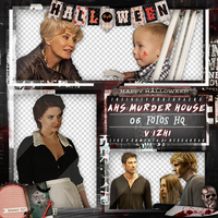 +Photopack Png AHS:Murder House by AHTZIRIDIRECTIONER