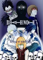 Death note game promo 2 by KENSHINRO7
