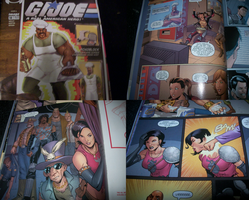 GI Joe Frontline issue 8 mini review by lovefistfury