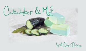 chcumber mint soap by ADarkDezine