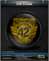 Star Citizen - Squadron 42 by 3xhumed