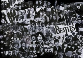 Beatles Montage by MD3-Designs