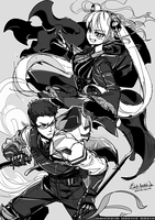 Action~! by ErMaoWu