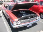 Ford Galaxie Red by granturismomh