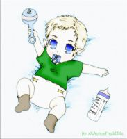 Baby Link :O by xXAnimefreak13Xx