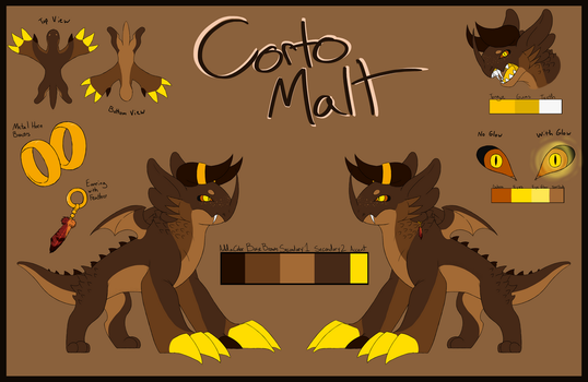 Wyngro - Corto Malt Reference by SketchyDemon
