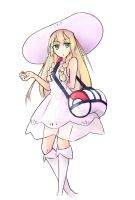 Lillie by Luqueiral