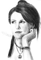 Sharon den Adel by LalaineRG