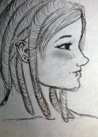Dreadlocks by Seija
