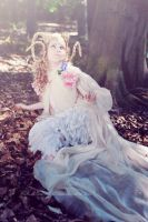 In The Forest Of The Faun by WatashiwaKOdesu