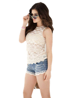 Lucy Hale PNG by VS-angel
