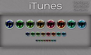 iTunes v3 by xylomon