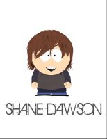 Shane Dawson - South Park by inuzali