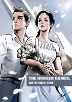The Hunger Games: Catching Fire by Junystudios