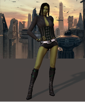 SWTOR: Aurana by Desi-Doll