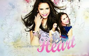 nina dobrev wallpaper2 by mia47