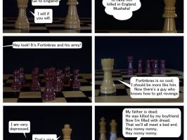 Hamlet Act IV: The Comic 2 by Pax-Caryatid