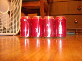 2010 Vancouver Winter Olympic Cans 2 by NinjaAssassin415