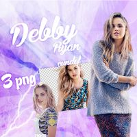 Debby Ryan | PHOTOPACK PNG by cundef