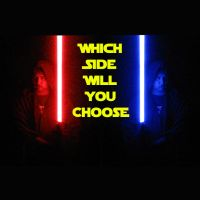 Red Blue lightsabers 2 by Darkside0326