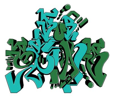 Substans Graffiti Shirt Design by theCasualties