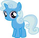 Trixie Sweetie Belle by blah23z