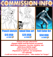 Updated Commission Flyer by MR-CREEPING-DEATH