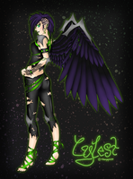 .:+Tainted Hero: Cylest+:. by Kitty-Vamp
