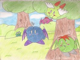 Where they could be?? - Contest Entry by syani123