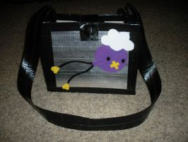 Duck Tape Drifloon Bag by MetallicLlamaKid