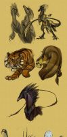 More sketches by Autlaw