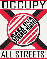 Occupy All Streets by Party9999999
