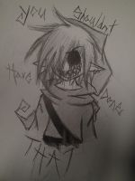 BEN Drowned....You Shouldn't have Done That..... by AlwaysThinkingInsane