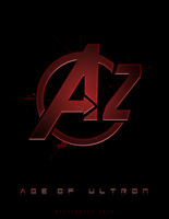 A2: AGE OF ULTRON - Teaser Poster SDCC by MrSteiners