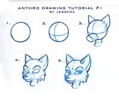 .:Anthro Tutorial No.1:. by JessFox