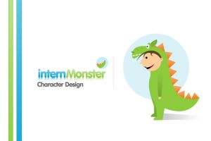 internMonster - Character by Alneo