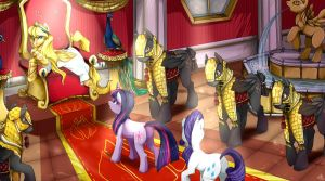 Will you walk into my parlour? by Lionel23