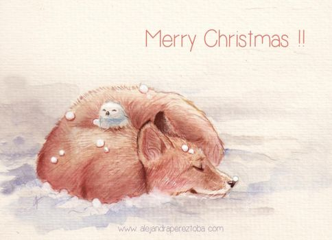 Merry Christmas! by Anhyra