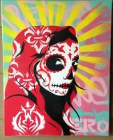 sugarskull by TheWero90