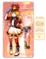 [CONTEST] Nutcracker Girl by CLassicNightmare