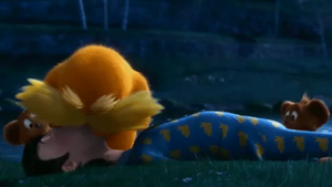 Wishing I was the lorax... gif. by XternalToxic