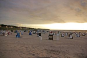 Miniature Chairs by Prain